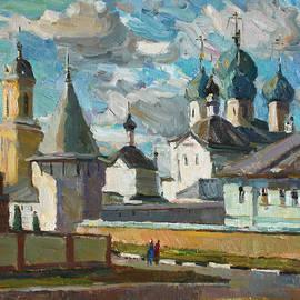Juliya Zhukova - Vysotsky Monastery