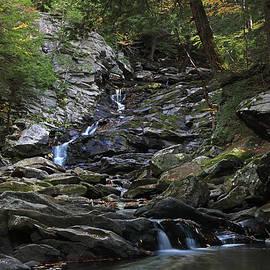 Juergen Roth - Waconah Falls
