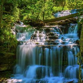 Chuck De La Rosa - Wagner Falls