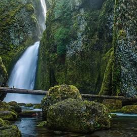 Doug Keder - Wahclella Falls