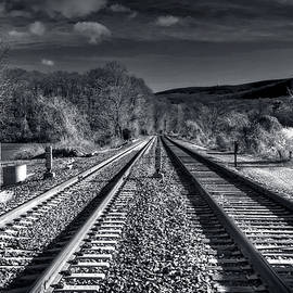 Mike  Deutsch - Waiting For Train From Mountain Of Darkness