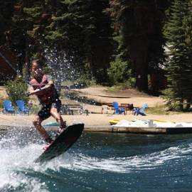 Jack Brown - #wakboarding#monticito