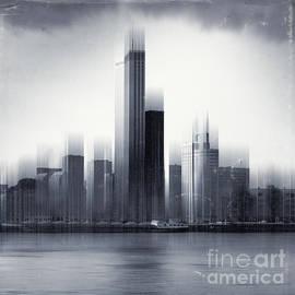 Dirk Wuestenhagen - Rotterdam Skyline