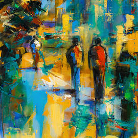Elise Palmigiani - Walk in the City