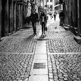 Marco Oliveira - Walking Hand In Hand With My Lover