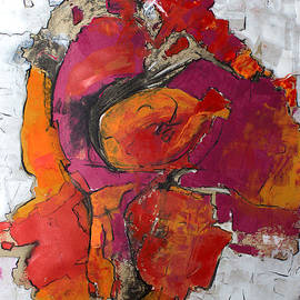 Nicole Philippi - Walking his armadillo