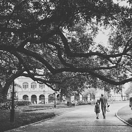 Susan Bordelon - Walking in New Orleans