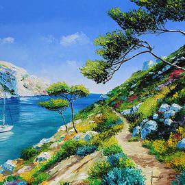 Jean Marc Janiacyk - Walking in the Cove