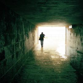 Carlos Caetano - Walking Into the Light