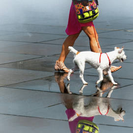Claude LeTien - Walking On Water