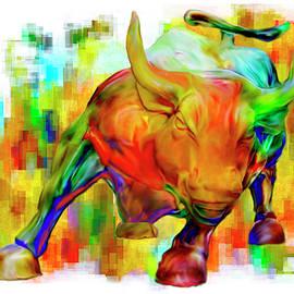 Jack Zulli - Wall Street Bull