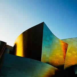 James Thomas - Walt Disney Concert Hall Sunset 2