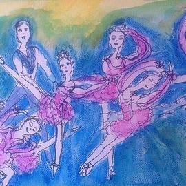 Judith Desrosiers - Waltz of the dancers