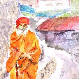 Uma Krishnamoorthy - Wandering Yogi