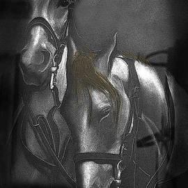 Al Bourassa - War Horses