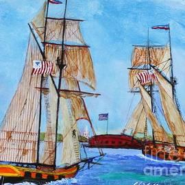 Bill Hubbard - War of 1812 in S.Carolina