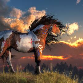 Daniel Eskridge - Warhorse