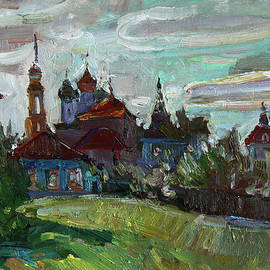 Juliya Zhukova - Warm day in kolomna