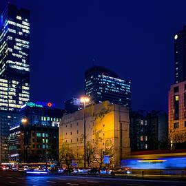 Tomasz Dziubinski - Warsaw Downtown