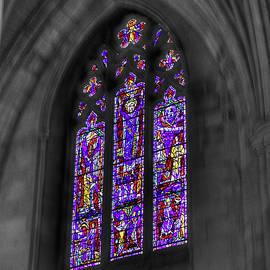 John Straton - Washington National Cathedral V5s