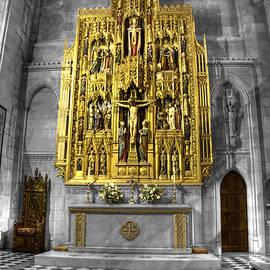 John Straton - Washington National Cathedral V6s