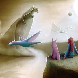 Rui Barros - Watching Dragons
