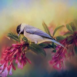 Jai Johnson - Watching Flowers Bloom Bird Art