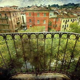 Vittorio Chiampan - Watching from the balcony