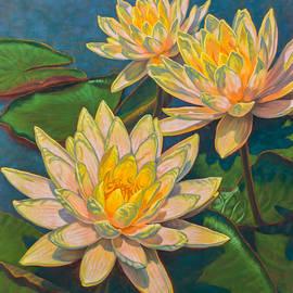 Fiona Craig - Water Lilies 11