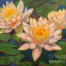 Fiona Craig - Water Lilies 6