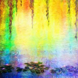 Jerome Stumphauzer - Water Lilies At Dawn
