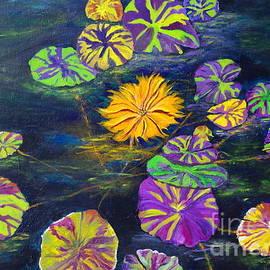 Linda McMillen - Water lilies