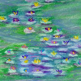 Marilyn Ferguson - Water Lilies