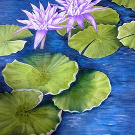 Mary Deal - Water Lilies