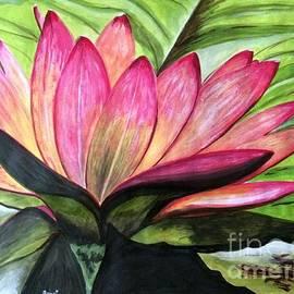 Aarti Bartake - Water lily