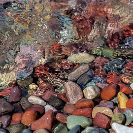 Fran Riley - Water on the Rocks
