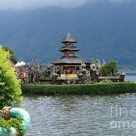 Timea Mazug - Water Temple Pagoda