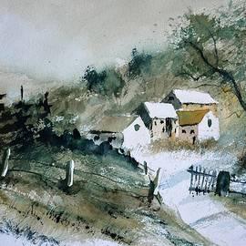 Pol Ledent - Watercolor 612062
