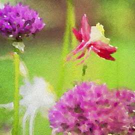Bonnie Bruno - Watercolor Garden