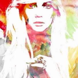 Patrizia Fazzari - Watercolor Lady