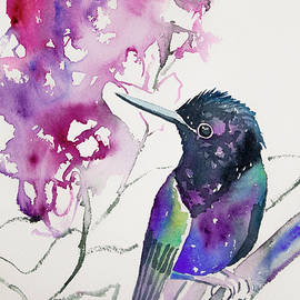 Cascade Colors - Watercolor - Velvet Purple Coronet