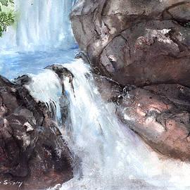 Sherry Shipley - Waterfall 2