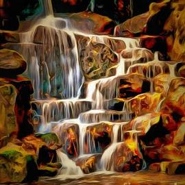 Catherine Lott - Waterfall Cascades In Ambiance