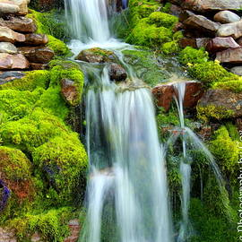 Charlene Cox - Waterfall Helen Georgia