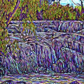 Joel Bruce Wallach - Waterfall Streaming