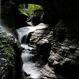 Waterfall Watkins Glen