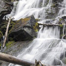 Dana Moyer - Waterfalls of Lost creek