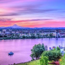 Spencer McDonald - Waterfront Sunrise