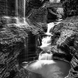 Stephen Stookey - Watkins Glen Rainbow Falls #2