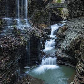 Stephen Stookey - Watkins Glen Rainbow Falls